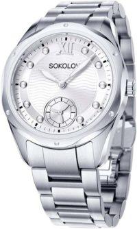 Женские часы SOKOLOV 323.71.00.000.01.01.2 фото 1