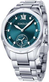 Женские часы SOKOLOV 323.71.00.000.02.01.2 фото 1