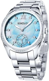 Женские часы SOKOLOV 324.71.00.001.02.01.2 фото 1