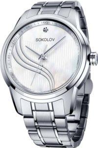 Женские часы SOKOLOV 342.71.00.000.01.01.2 фото 1