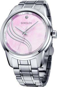 Женские часы SOKOLOV 342.71.00.000.02.01.2 фото 1