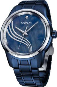 Женские часы SOKOLOV 342.82.00.000.05.04.2 фото 1