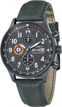 Мужские часы AVI-8 AV-4011-0D фото 1