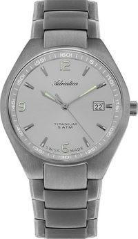 Мужские часы Adriatica A1069.4157Q фото 1
