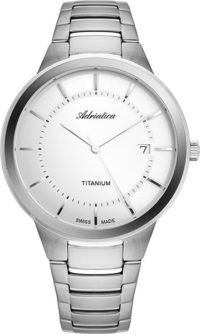 Мужские часы Adriatica A1282.4113Q фото 1