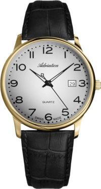 Мужские часы Adriatica A8242.1227Q фото 1