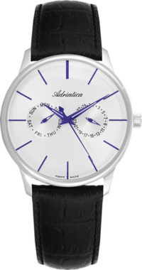 Мужские часы Adriatica A8243.52B3QF фото 1