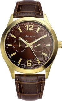 Мужские часы Adriatica A8257.125GQF фото 1