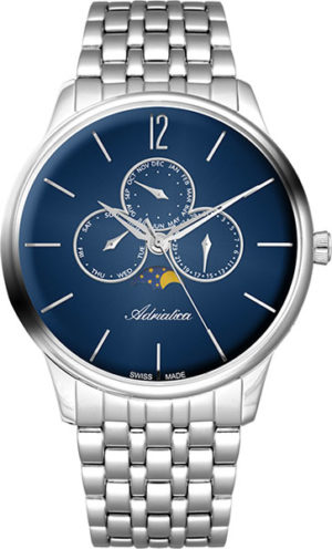 Adriatica A8269.5155QF Moonphase for him