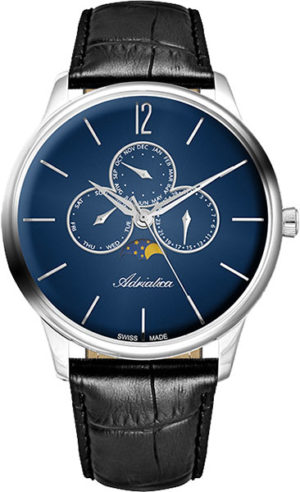 Adriatica A8269.5255QF Moonphase for him