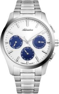 Мужские часы Adriatica A8277.5113QF фото 1