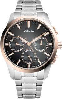 Мужские часы Adriatica A8277.R114QF фото 1