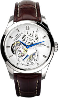 Armand Nicolet A132AAA-AG-P713MR2 O.H.M. L16 Small Seconds