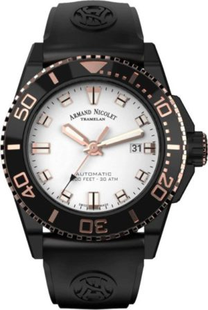 Armand Nicolet A480AQS-AS-GG4710N JS9