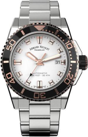 Armand Nicolet A480ASN-AS-MA4480AA JS9 Date