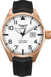 Мужские часы Aviator V.1.22.2.152.4 фото 1