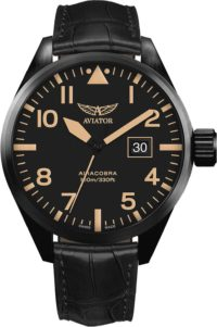 Мужские часы Aviator V.1.22.5.157.4 фото 1