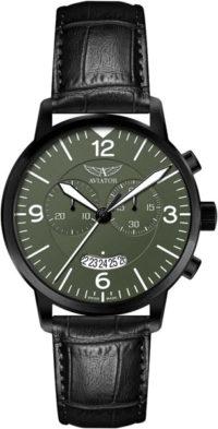Мужские часы Aviator V.2.13.5.076.4 фото 1