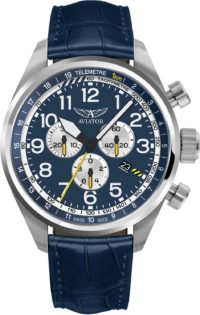 Мужские часы Aviator V.2.25.0.170.4 фото 1