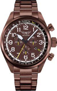 Мужские часы Aviator V.2.25.8.172.5 фото 1