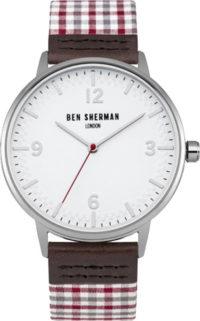 Мужские часы Ben Sherman WB062WUR фото 1