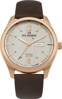 Мужские часы Ben Sherman WBS105TRG фото 1