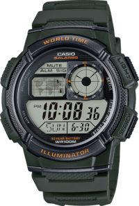 Мужские часы Casio AE-1000W-3A фото 1