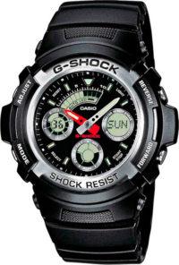 Мужские часы Casio AW-590-1A фото 1