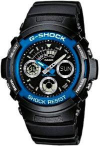 Мужские часы Casio AW-591-2A фото 1