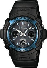 Мужские часы Casio AWG-M100A-1A фото 1