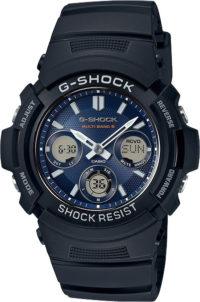 Мужские часы Casio AWG-M100SB-2A фото 1