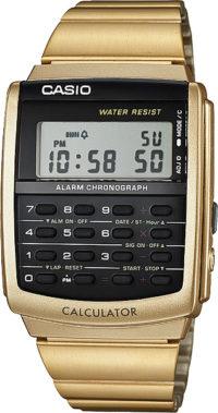 Мужские часы Casio CA-506G-9A фото 1