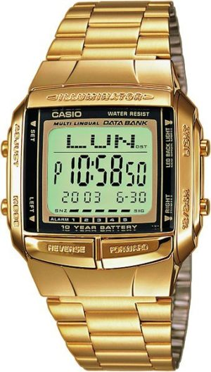 Casio Databank DB-360GN-9A