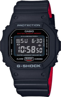 Мужские часы Casio DW-5600HR-1E фото 1