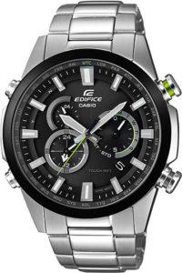 Мужские часы Casio EQW-T640DB-1A фото 1