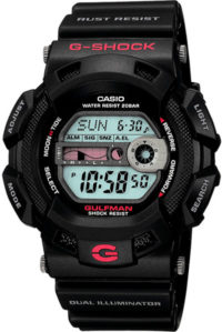 Мужские часы Casio G-9100-1E фото 1