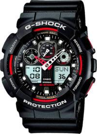 Мужские часы Casio GA-100-1A4 фото 1