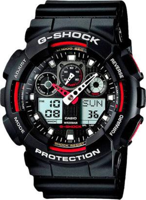 Casio G-Shock GA-100-1A4 G-Classic