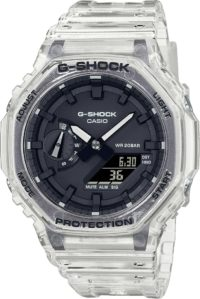 Мужские часы Casio GA-2100SKE-7AER фото 1