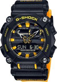 Мужские часы Casio GA-900A-1A9ER фото 1