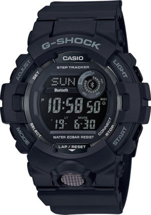 Casio G-Shock GBD-800-1B G-SQUAD
