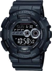 Мужские часы Casio GD-100-1B фото 1