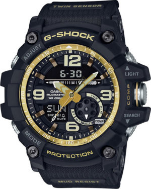 Casio G-Shock GG-1000GB-1A Mudmaster