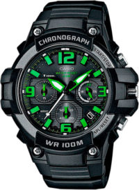 Мужские часы Casio MCW-100H-3A фото 1