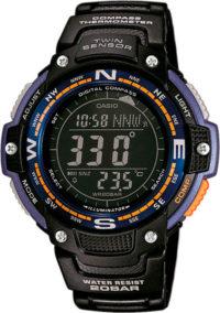Мужские часы Casio SGW-100-2B фото 1