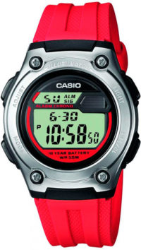 Мужские часы Casio W-211-4A фото 1