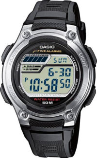 Мужские часы Casio W-212H-1A фото 1