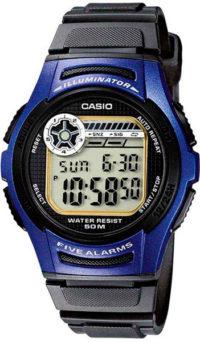 Мужские часы Casio W-213-2A фото 1