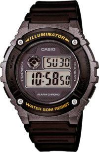 Мужские часы Casio W-216H-1B фото 1