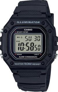 Мужские часы Casio W-218H-1A фото 1